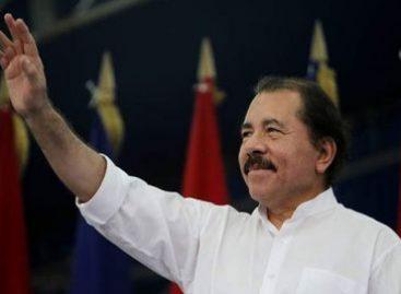 Daniel Ortega al frente de la elecciones de Nicaragua con 66,43 por ciento