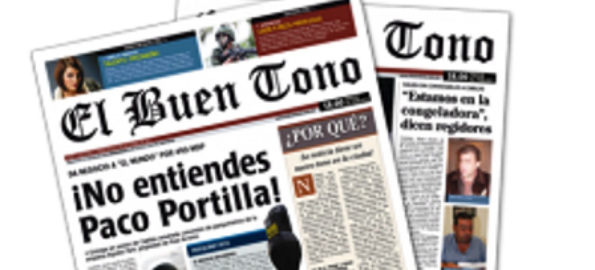 """Comando armado incendia diario """"El Buen Tono"""", en Cordoba Veracruz"""