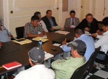 Acuerdan pacto de paz municipios de Zenzontepec y Amoltepec, en la Sierra Sur