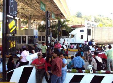 Acción contundente el Paro Cívico Nacional en Oaxaca: Sección 22 del SNTE