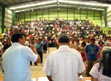 Desconoce asamblea estatal de la Sección 22 del SNTE, al ex gobernador y secretario general Jesús Martínez Álvarez