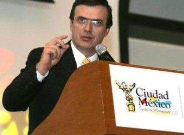Solicita Ebrard a diputados 14 mil millones de pesos para ejercicio presupuestal de 2012