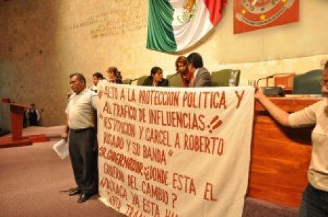 El Congreso del Estado es de puertas abiertas: Juan Mendoza Reyes