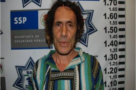 Griego detenido con coca por la PF, en el Aeropuerto del DF