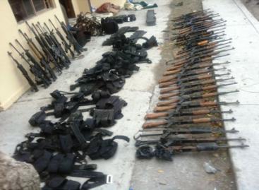Enfrentamiento armado con el Ejército deja cuatro agresores muertos, en Tamaulipas