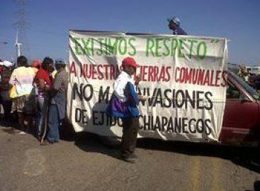 Comuneros de los Chimalapas mantienen bloqueos en Oaxaca