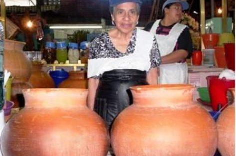 """Fallece """"La Chatita"""" María Teresa Varela Flores, mujer emblemática la cocina oaxaqueña"""