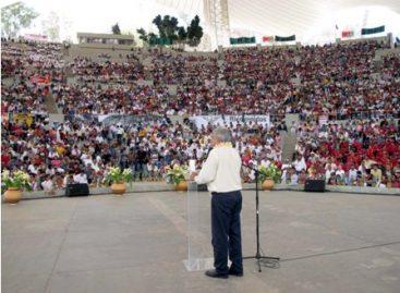 En México habra sufragio efectivo, de ganar la presidencia:AMLO