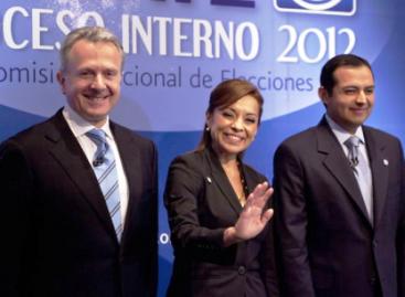Anticipa Vázquez Mota derrota del PRI y Peña Nieto, al ganar elección interna del PAN