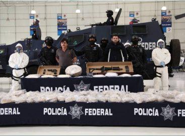 """Captura PF a Jaime Herrera Herrera, alias """"El JH"""" o """"El Viejito"""", """"Cártel del Pacífico"""""""