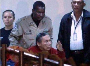 Internan en hospital a Manuel Noriega, ex presidente de Panamá,  por posible derrame cerebral