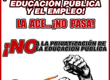 Entrega Sección 22 propuesta para Transformación de la Educación de Oaxaca