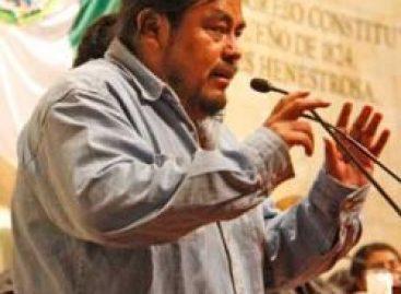 Diputados de Oaxaca se pronuncian por cancelación de distribuidor vial de Cinco Señores