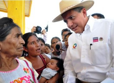Apoyo total de SEDESOL a indígenas oaxaqueños afectados por los sismos