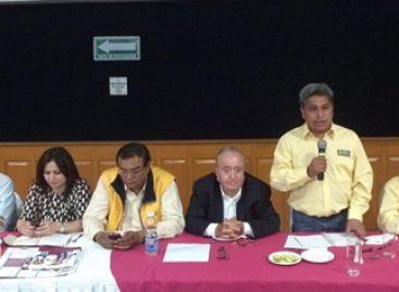 PRD confirma visita de  A. Manuel López Obrador