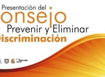 Presentan imagen institucional para prevenir y eliminar la discriminación