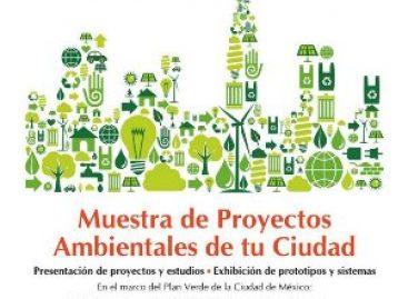 """Exposición """"Muestra Ambiental de tu Ciudad"""""""