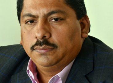 Exige diputado que funcionarios saquen manos de las protestas; apoya Acuerdo de Gobernabilidad