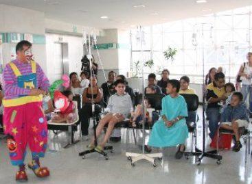 Hospital Pediátrico de Coyoacán, celebra el Día del Niño