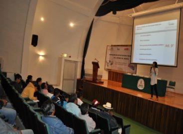 Capacitacion de SEGEGO y Universidad de la Sierra  Juárez