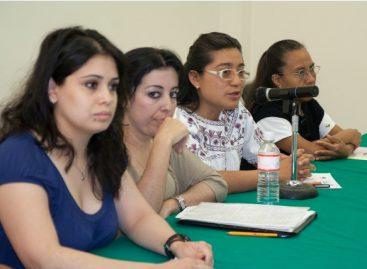 Analizan situación laboral de las trabajadoras; formulan propuestas para acceder a mejores condiciones de trabajo