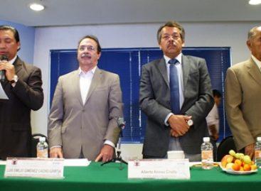 Mesa de comisión de fiscalización, transparencia y rendición de cuentas: IEEPCO