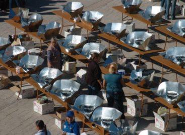 """Tecnologías de energía solar en """"Muestra de Proyectos Ambientales en tu Ciudad"""""""