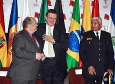 XI Encuentro de Jefes de Bomberos de Ciudades Iberoamericanas en DF