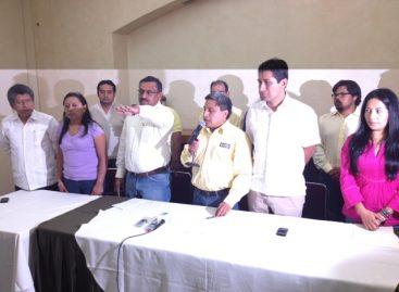 Renuncia Diputado Carlos Martínez al PRI y se suma al PRD; proyecto de Peña Nieto representa una regresión histórica, dice