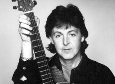 Paul McCartney estará en Chichén Itzá