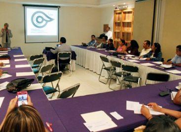Promueve CEDNNA derechos de las niñas, niños y adolescentes, entre comunicadores