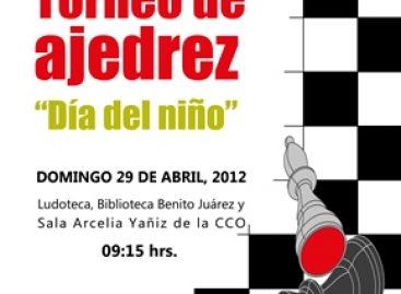Día del Niño torneo de ajedrez: CCO