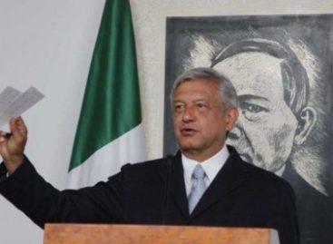 Presentará AMLO informe sobre la manera en que el PRI compró la presidencia