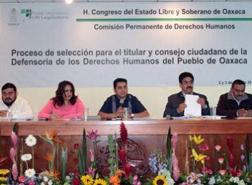 Vigilaremos el trabajo de Peimbert: Comisión de Derechos Humanos
