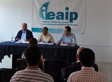 Obligado Municipio de Oaxaca, a entregar Registro Público de Infracciones al Reglamento de Contaminación Visua