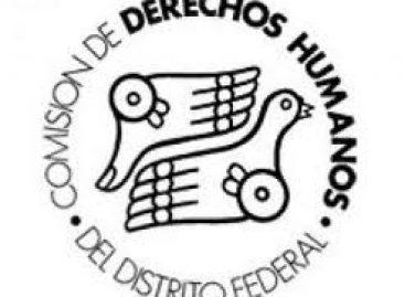 Derechos Humanos, eje fundamental en la acción pública para el gobierno del DF