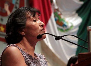 Recursos suficientes para combatir incendios forestales, pide Margarita García al Gobierno