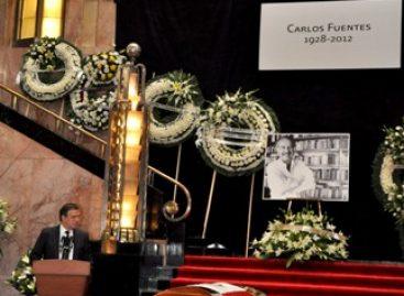 Carlos Fuentes, hombre progresista y liberal, nacionalista y patriota: Ebrard