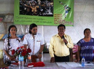 Unirse para lograr el cambio que necesita Oaxaca: Everardo Hugo