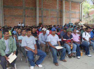 Inicia Pacto por la Educación en la Sierra Sur; alfabetizará IEEA en 14 localidades