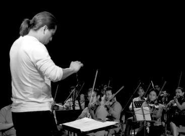 Kenneth Kiesler cambiar filosofía de los directores de orquesta: Javier Hernández director de la OPO