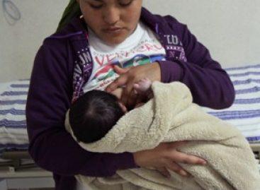Lactancia materna, regalo de vida: SSO