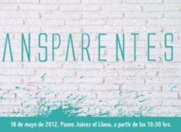 """Murales Transparentes en """"El Llano"""""""