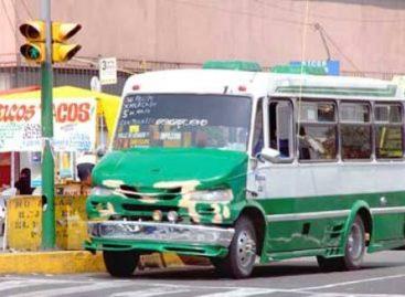 Sancionará Setravi a ruta 25, por provocar accidente que dejó 17 heridos