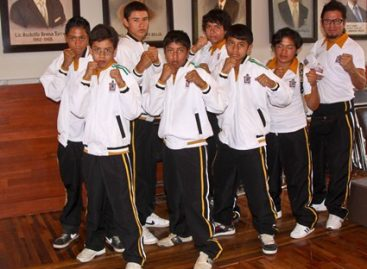 Abandera Gabino Cué a deportistas para la Olimpiada y Paralimpiada Nacional 2012
