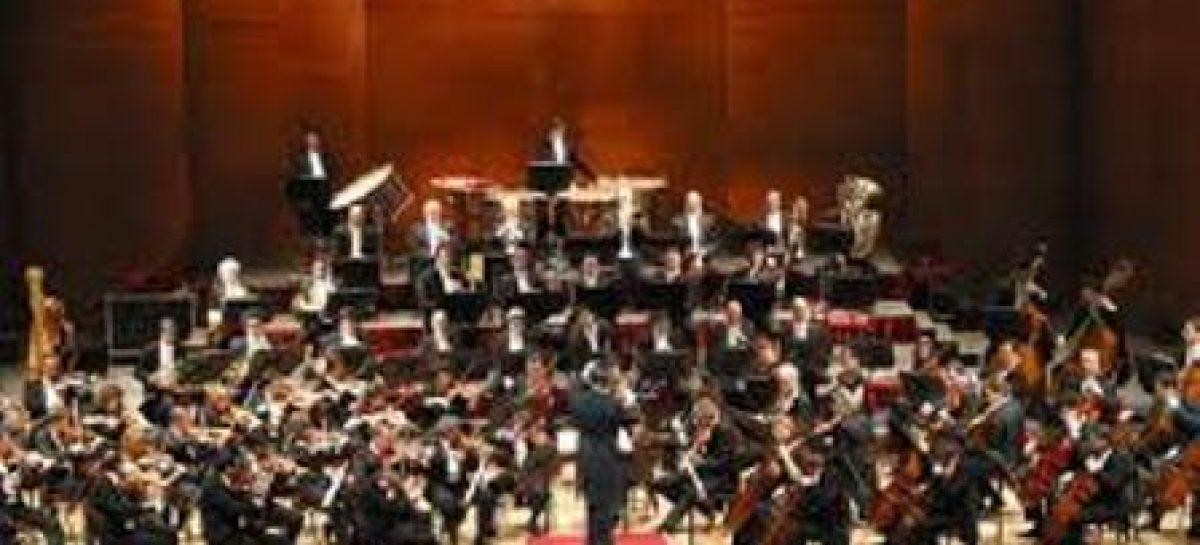 Ofrece Orquesta Filarmónica de la Ciudad de México concierto en el Zócalo capitalino
