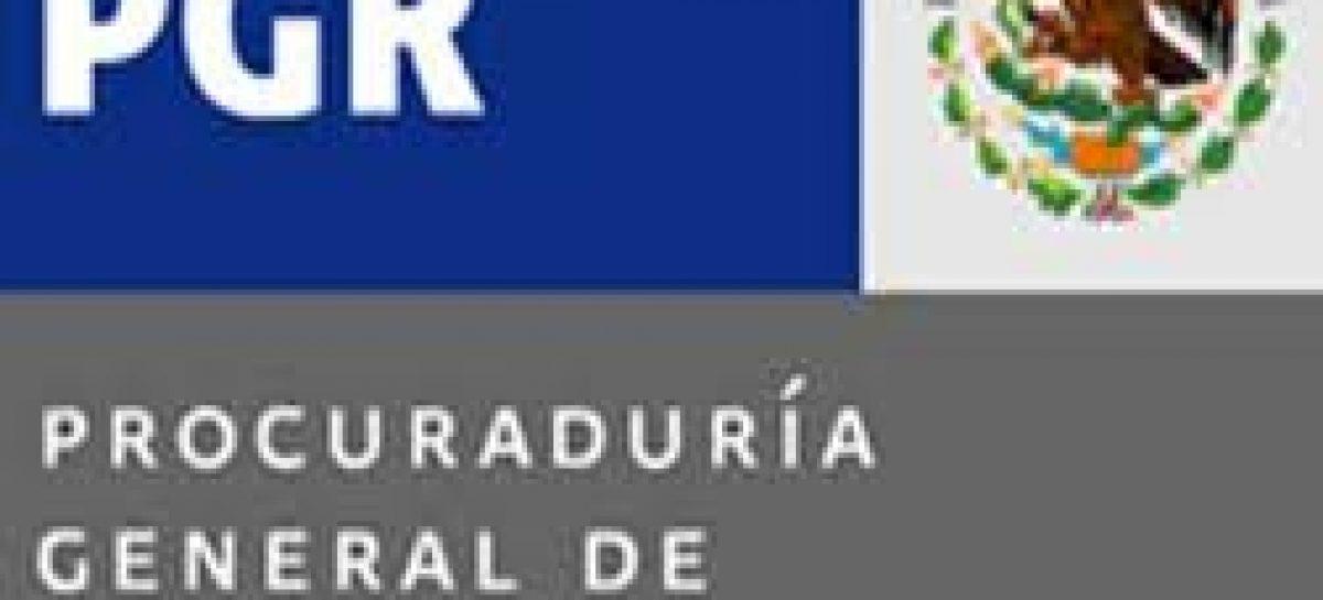 Participa PGR en operativos de combata a piratería y a trata de personas, en Oaxaca