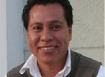 Pedro Matías nuevo integrante del DDHPO