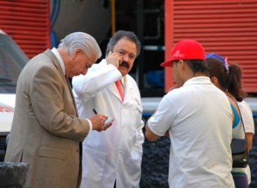 Deja una niña muerta y dos niños heridos incendio en Delegación Iztacalco del DF