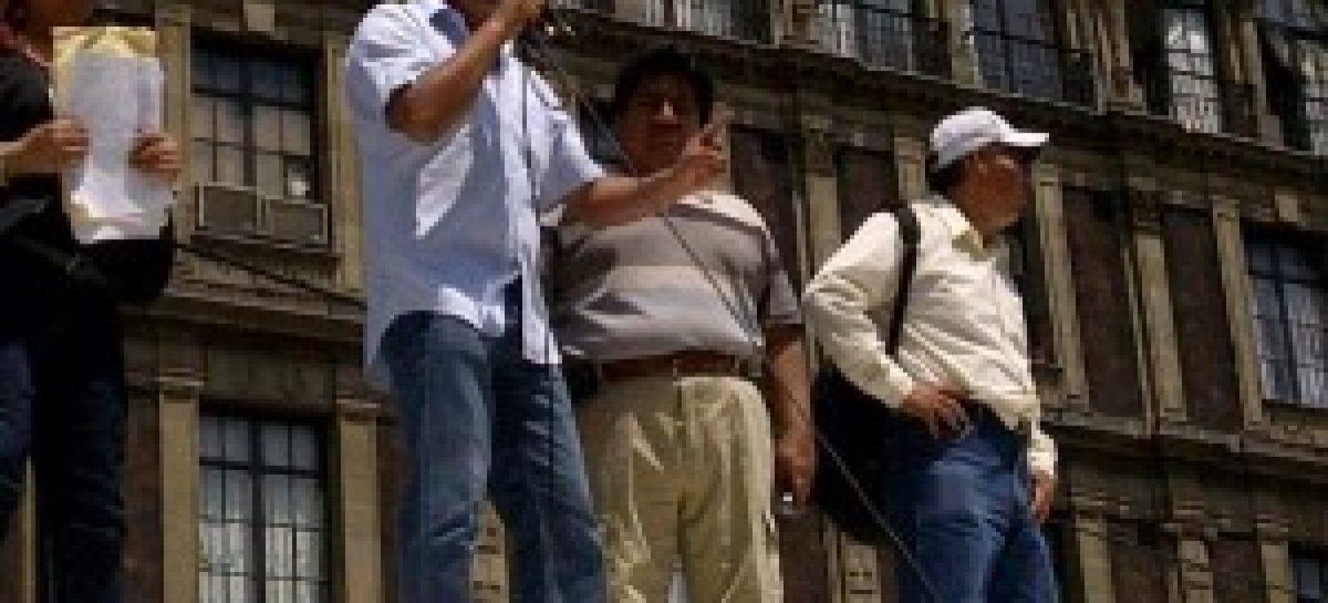 El maestro en su Día demanda castigo para responsables de asesinatos de mentores: Azael Santiago Chepi